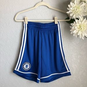 ADIDAS Chelsea Football Club Soccer Shorts
